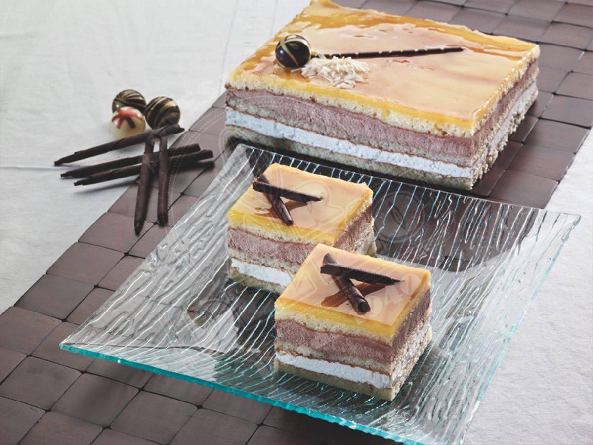 Mini tarta San Marcos sin gluten